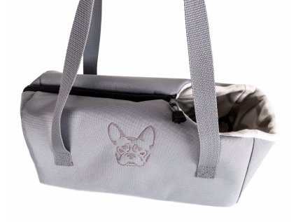 prepravni taska pro psa buldocek 001