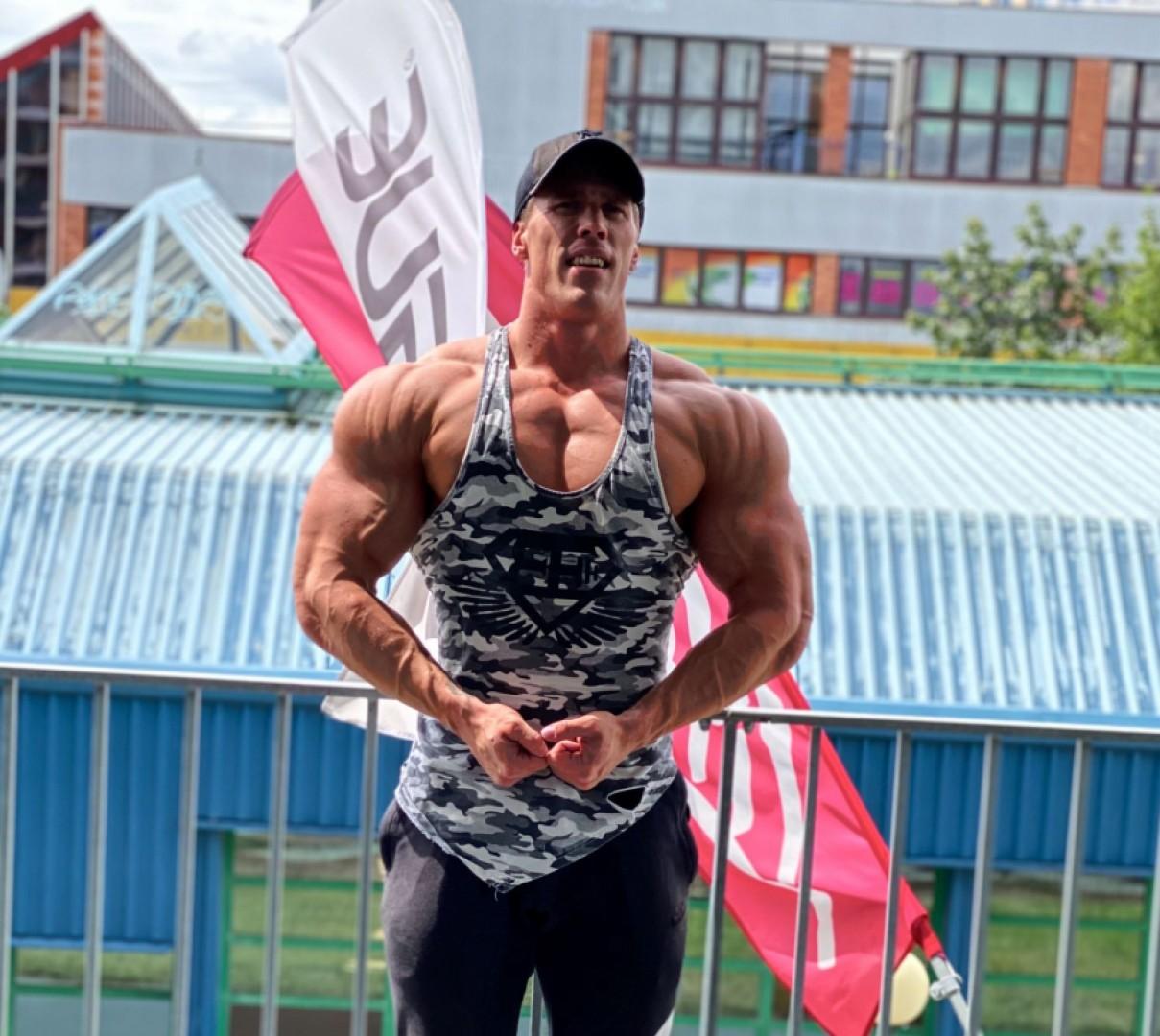 Patrik Herčzík, IFBB Elite Pro - Poslouchejte své tělo a naučte se ho vnímat!