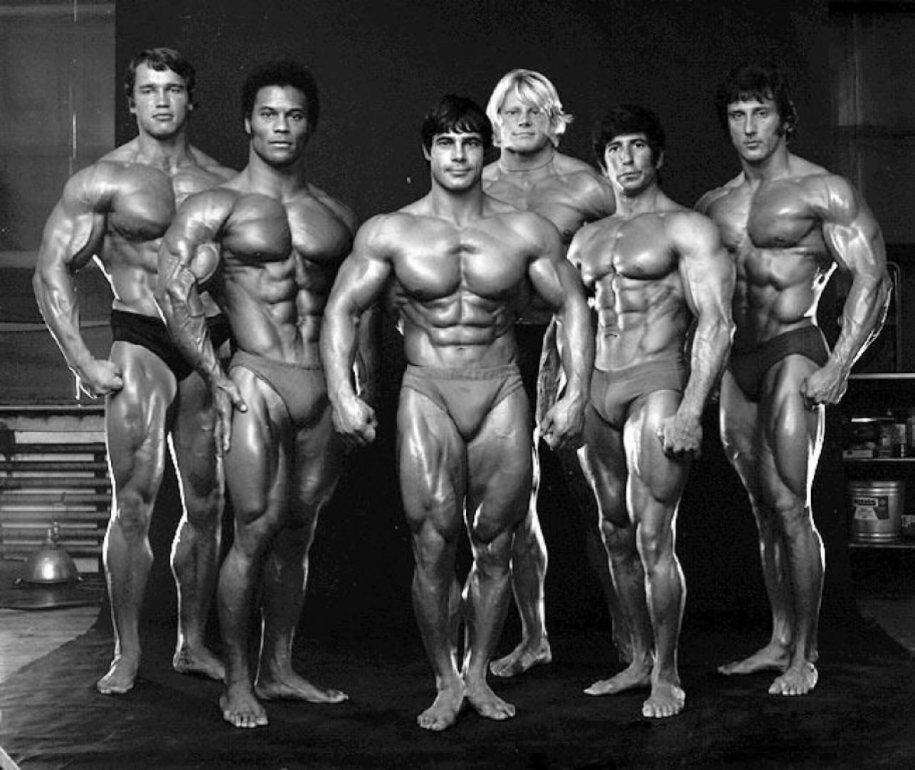 Chcete vědět, kolik toho vaše tělo zvládne? Přihlaste se na kulturistickou soutěž.