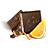pomerančová čokoláda