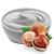 lískový oříšek - jogurt