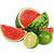limetka - vodní meloun