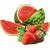 meloun - jahoda