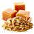 slaný arašíd - karamel