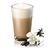 vanilkové latte