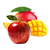 jablko - mango