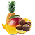 ovoce - oříšek