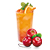 ovocný punč - brusinka