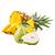 ananas - hruška