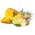 ananas - zázvor