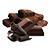brownie - dvojitá čokoláda
