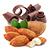čokoláda - mandle