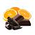 čokoláda - pomeranč