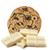 bílá čokoláda - cookies