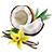 vanilka - kokos