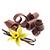čokoláda - vanilka