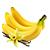 banán - vanilka