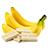 bílá čokoláda - banán