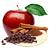 jablko - skořice - rozinky