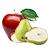 jablko - hruška
