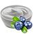 borůvka - jogurt