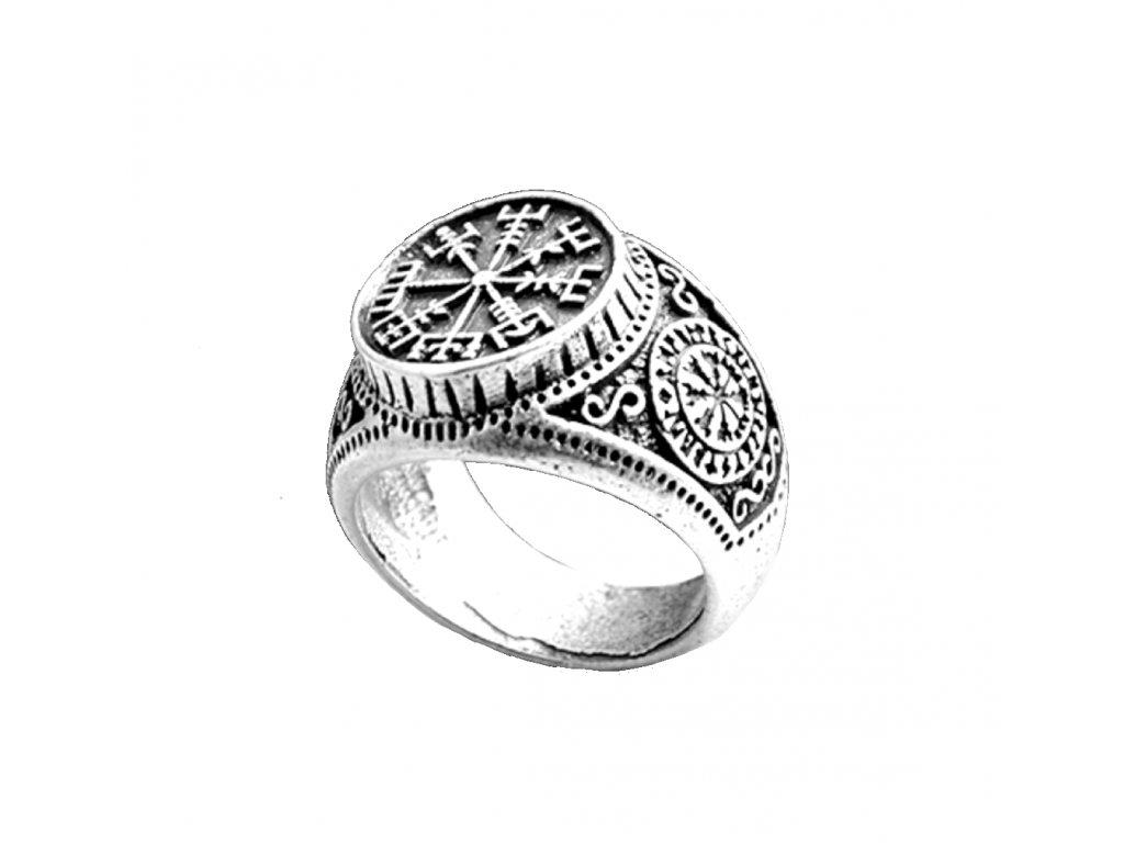 42324 warrior factory aegishjalmur prsten neporazitelnosti silver