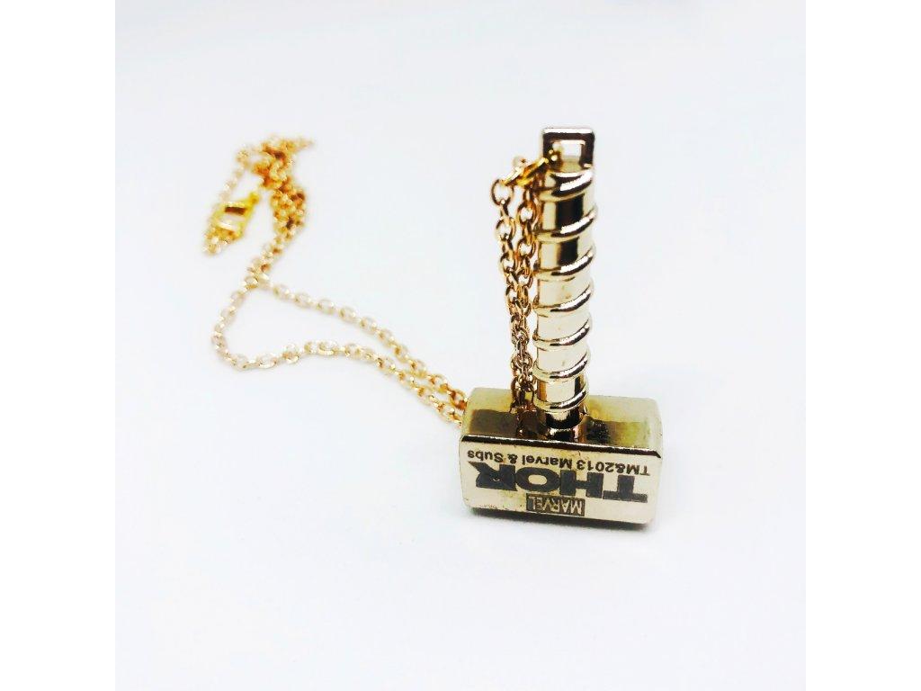 42555 warrior factory thor s hammer marvel golden
