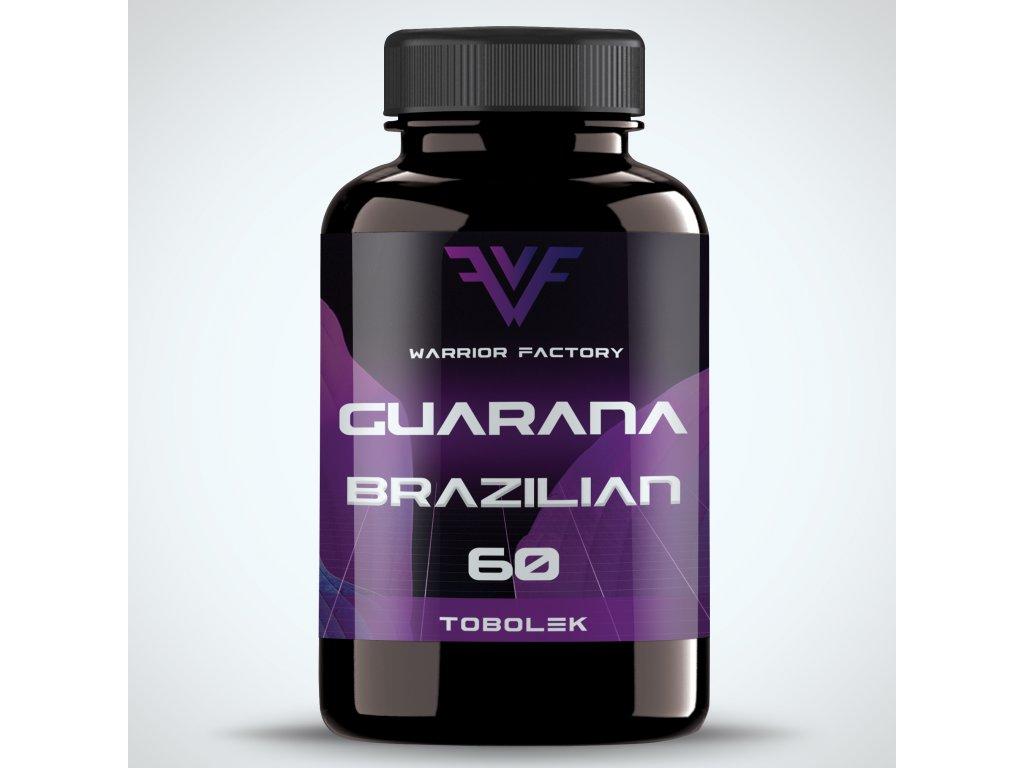 Warrior Factory BRAZILIAN GUARANA 60 TOBOLEK