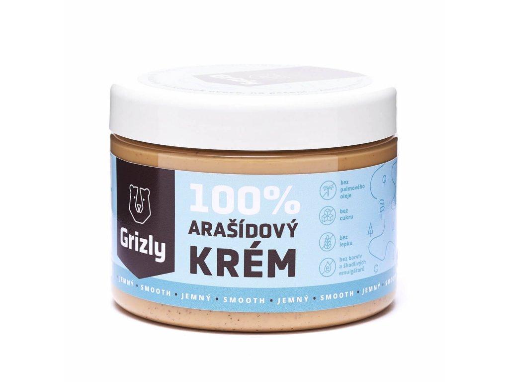 42720 grizly arasidove maslo jemne 500 g