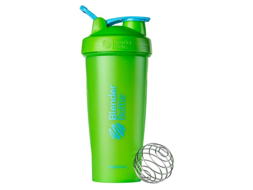 Blender Bottle Šejkr Classic Loop Special Edition 820ml zelený