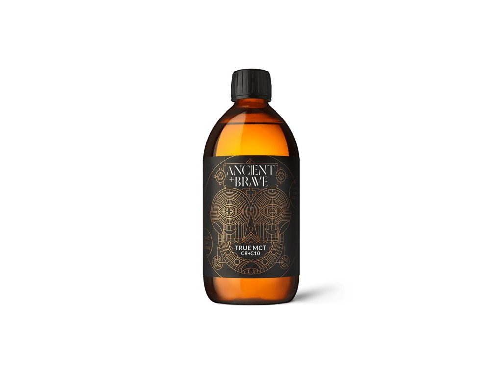 Ancient+Brave True MCT 500 ml