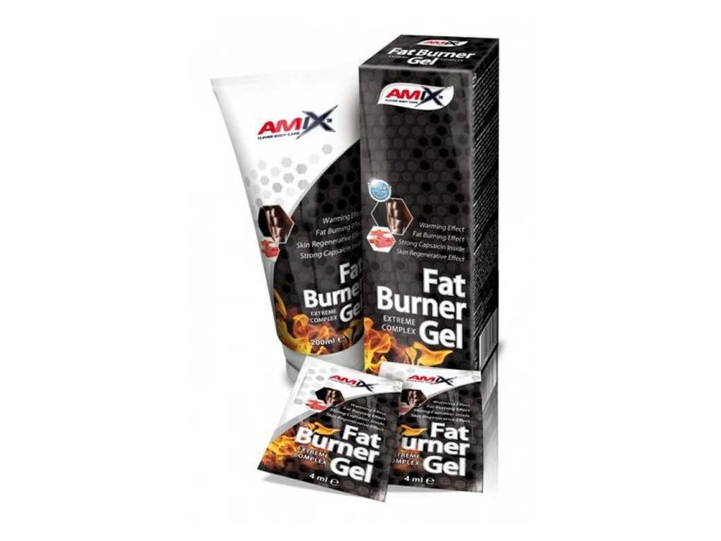 Amix Fat Burner Gel M 200 ml