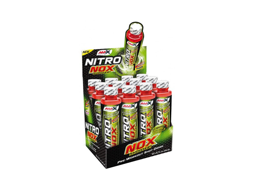 Amix NitroNox Shooter 140 ml