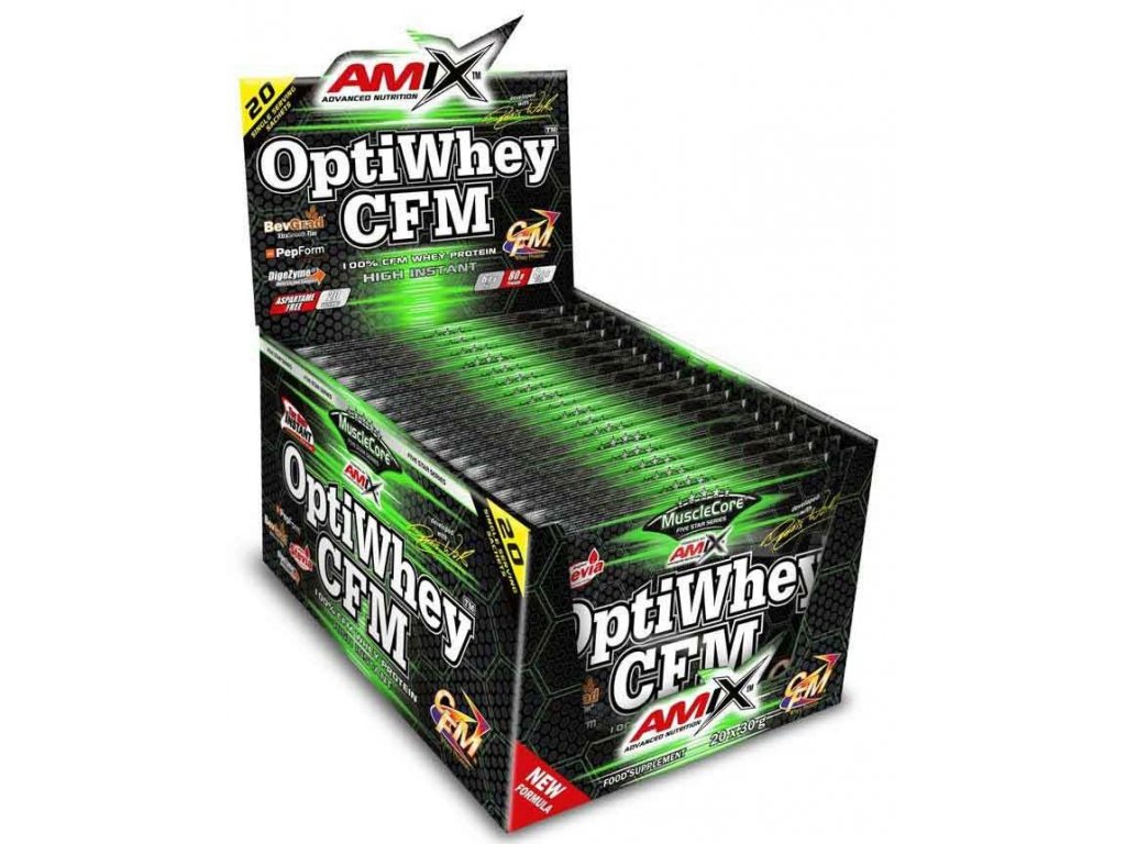 Amix MuscleCore OptiWhey CFM Instant Protein 30 g
