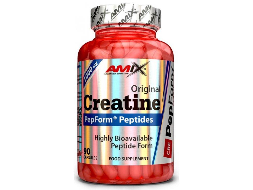 Amix Creatine Pepform Peptides 90kapslí