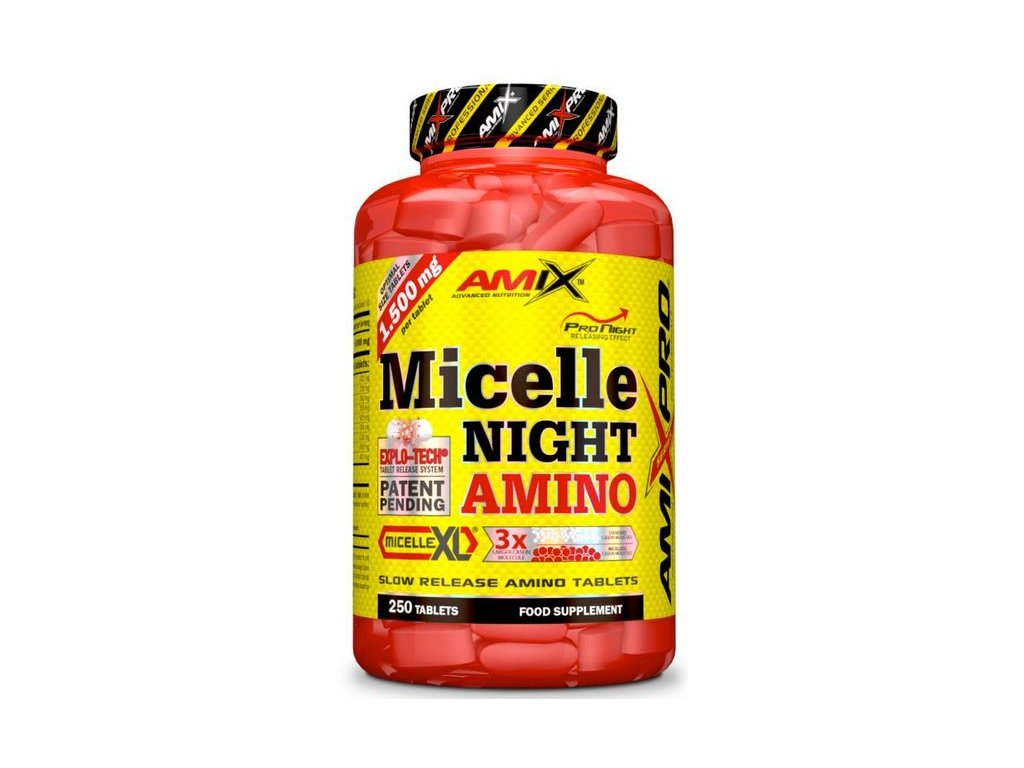 Amix Micelle Night Amino 250tablet