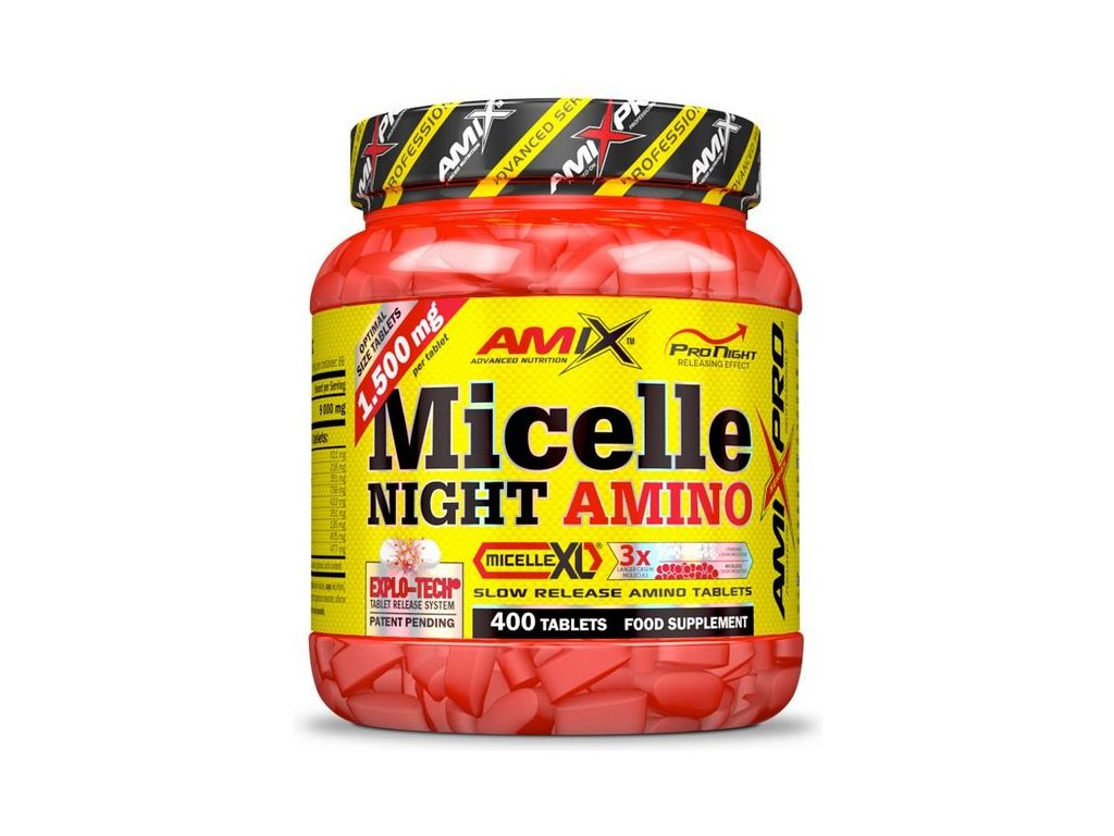 Amix Micelle Night Amino 400tablet