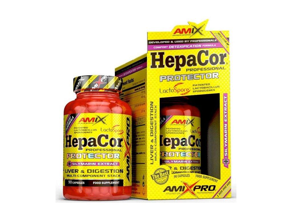 Amix HepaCor Protector 90kapslí