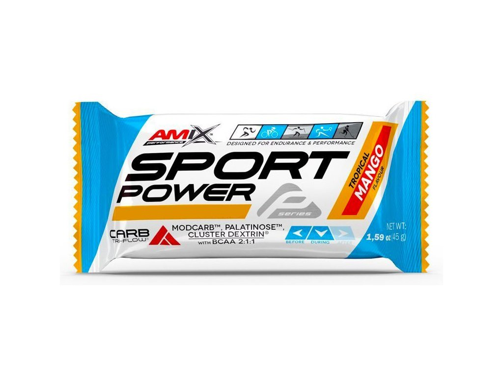 Amix Sport Power Energy Bar 45 g