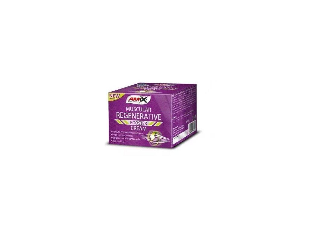 Amix Muscular Regenerative Booster Cream 200ml