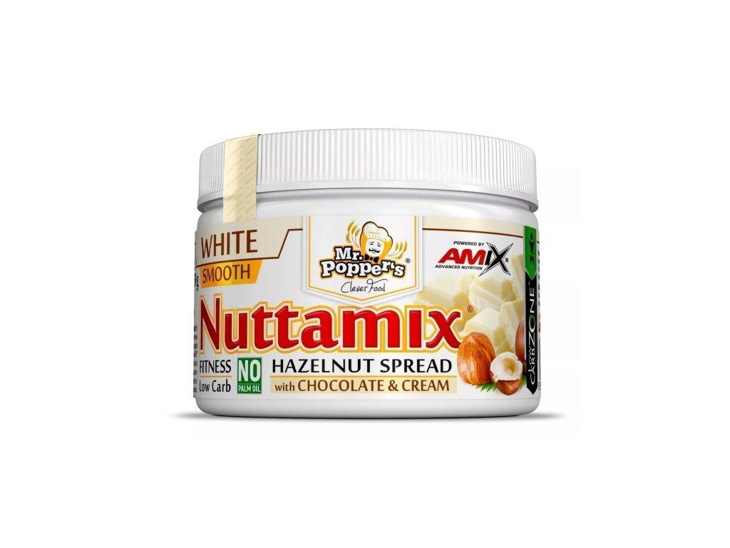 Amix Nuttamix Smooth White 250g