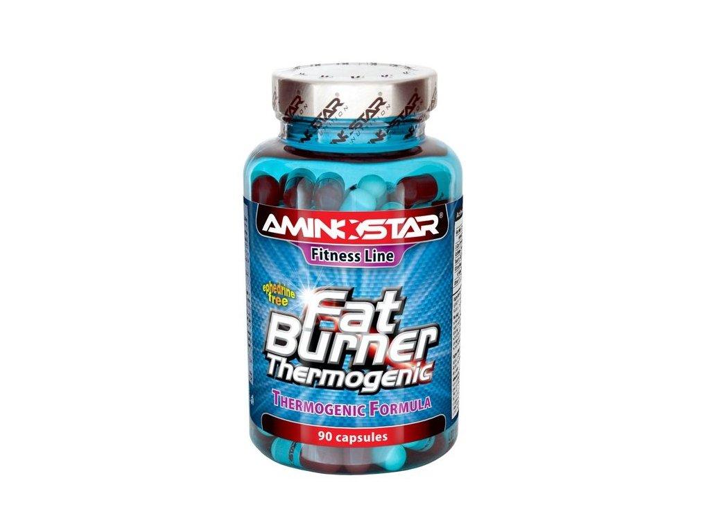 Aminostar Fat Burner Thermogenic 90kapslí