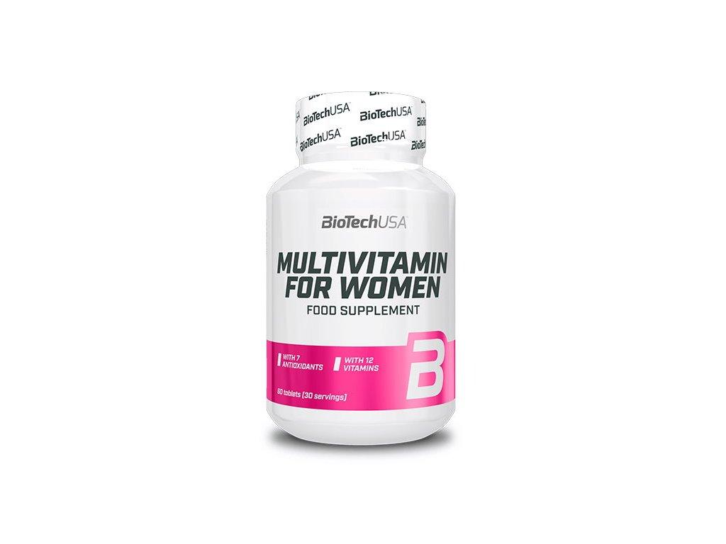 BioTech Multivitamin For Women 60tablet