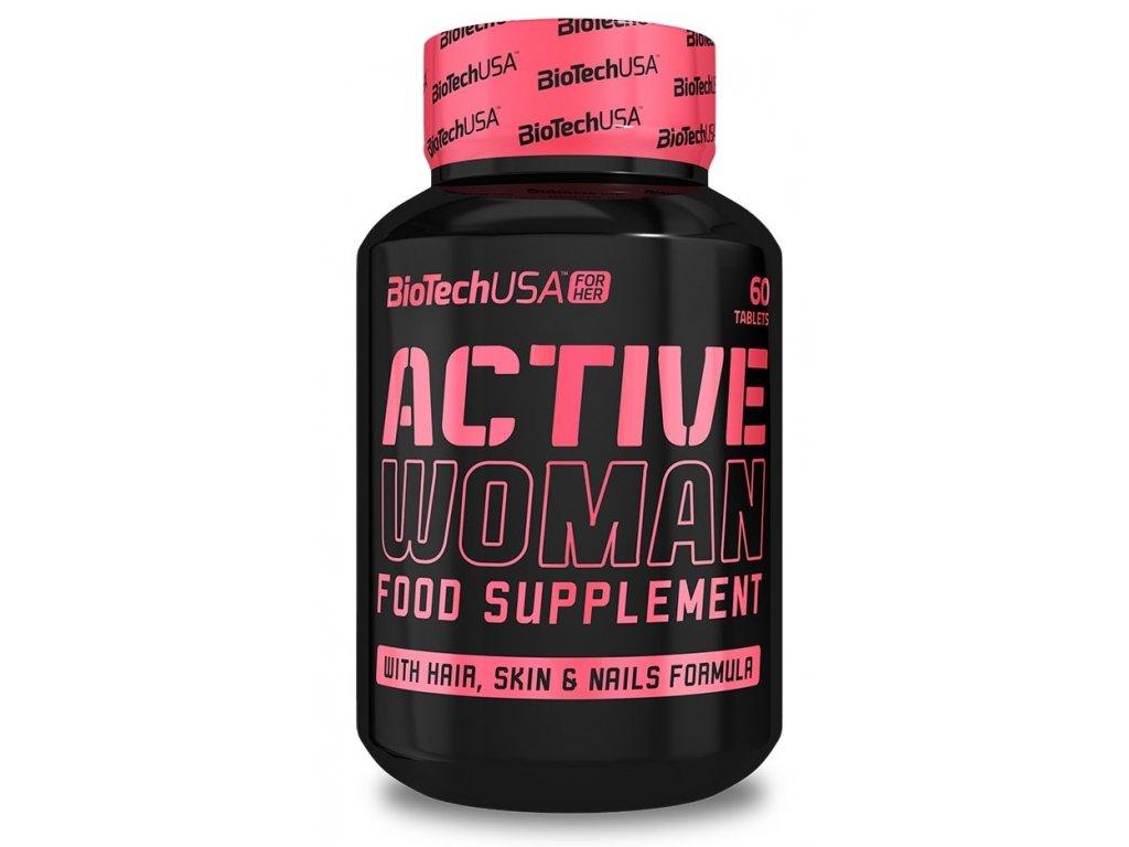 BioTech Active Women 60tablet
