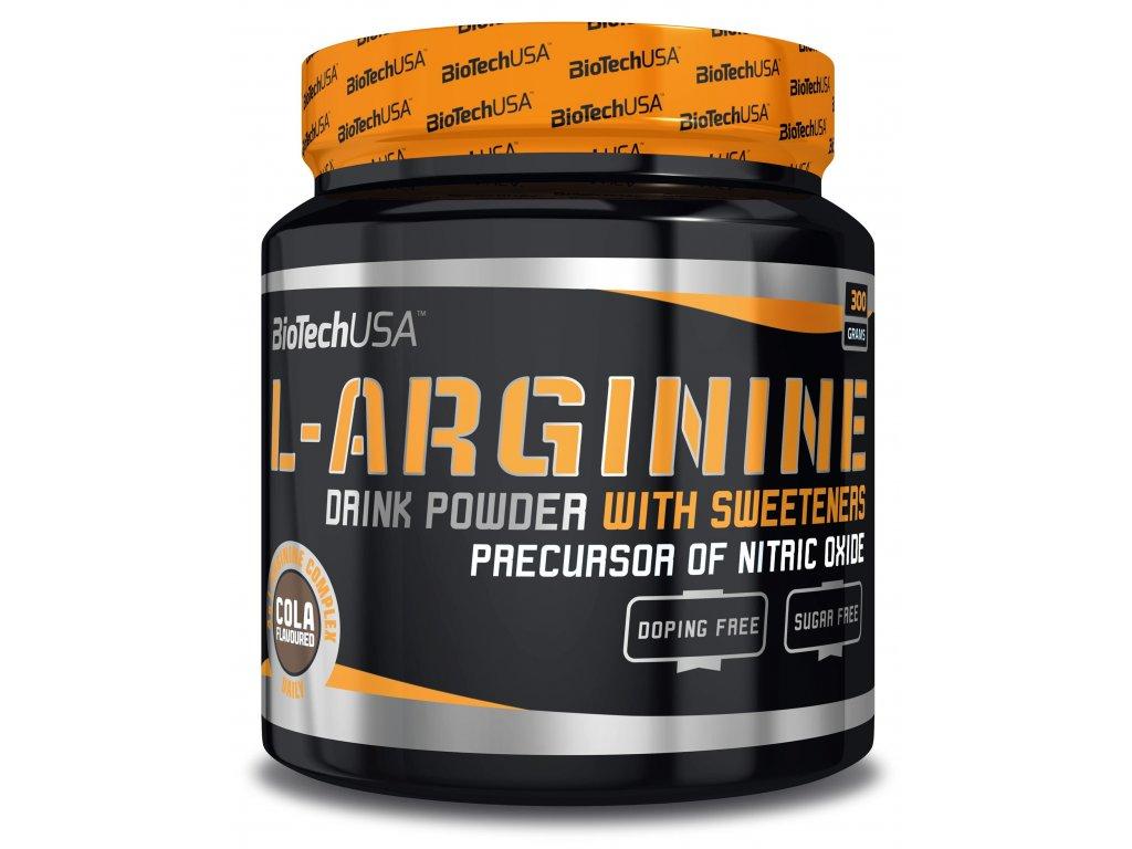 BioTech L-Arginine 300g