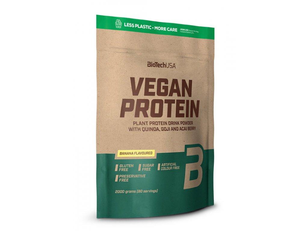 BioTech Vegan Protein 2000g