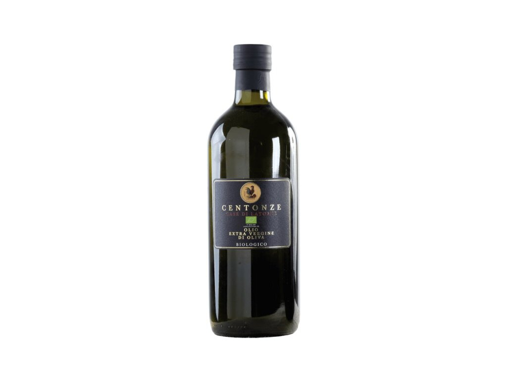 Centonze BIO Extra Virgin Olive Oil Bioolio sklo 1000 ml