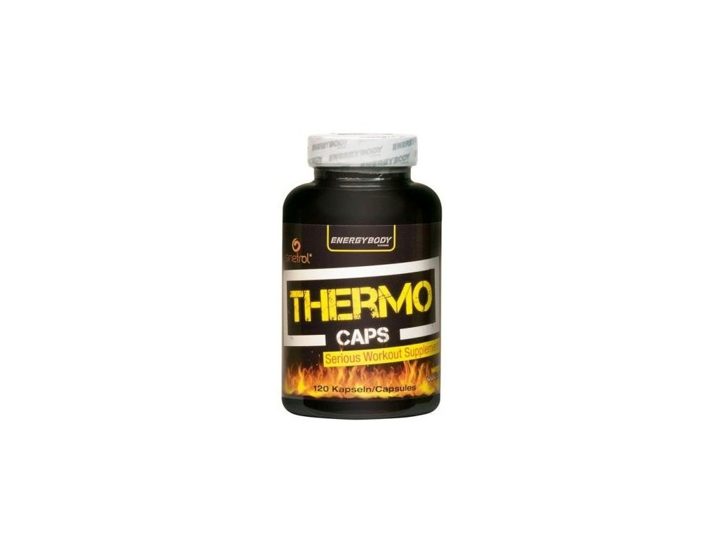 EnergyBody Thermo Caps + Sinetrol 120kapslí