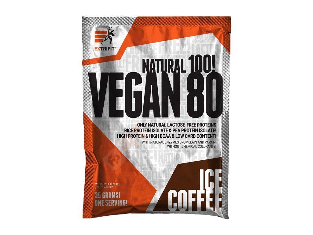 Extrifit Vegan 80 35g
