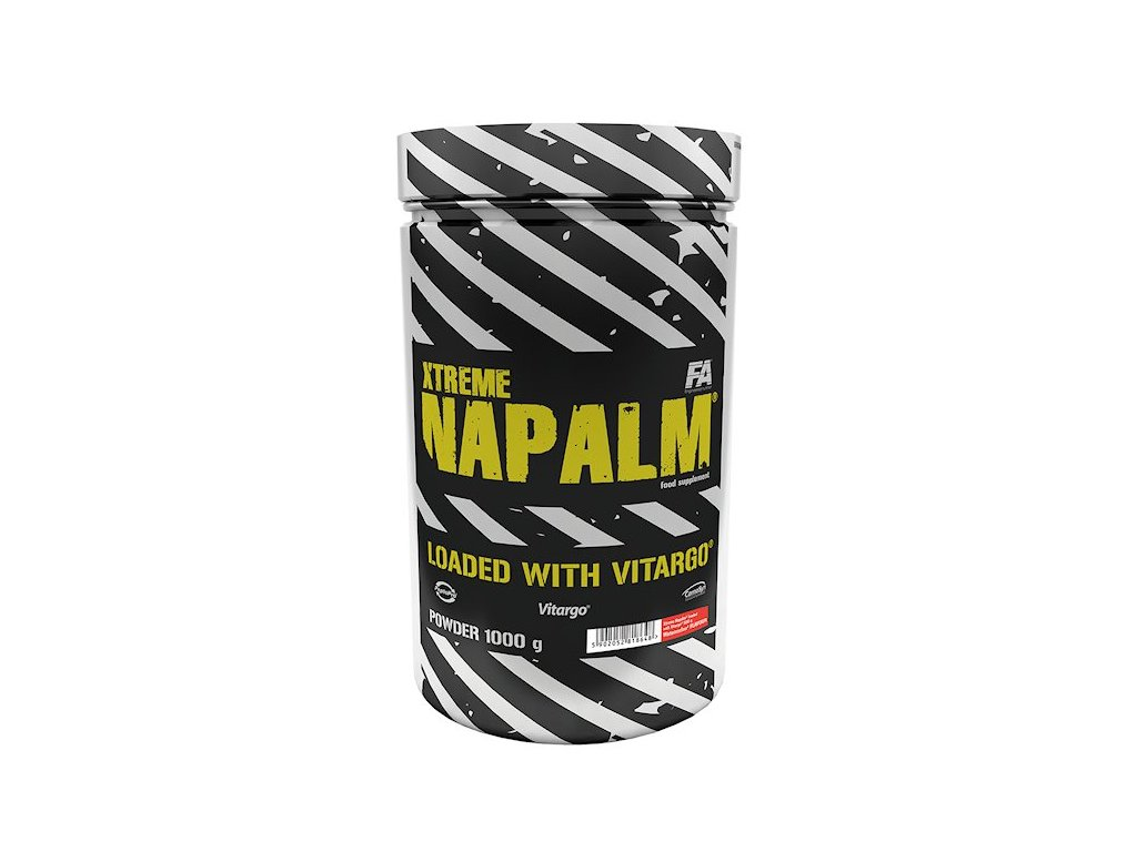 Fitness Authority Xtreme Napalm Vitargo 1000 g